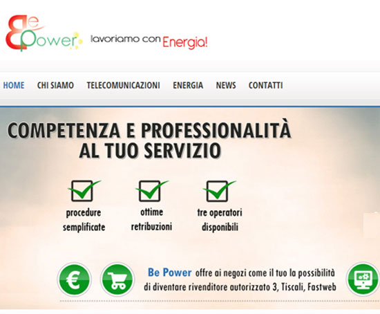 Be Power Italia
